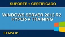 Windows Server 2012 R2 Hyper-V Training