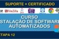 Curso Instalação de Softwares Automatizados