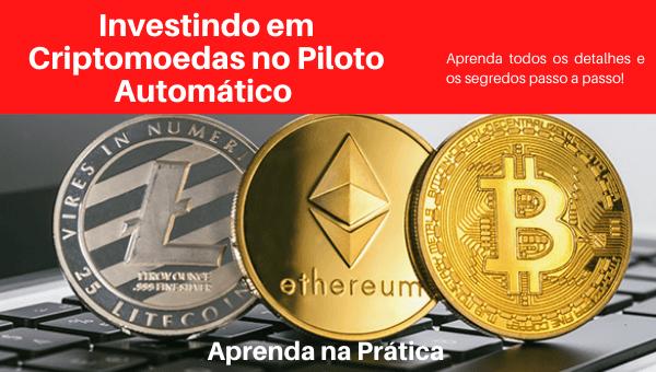 Investindo em Criptomoedas no Piloto Automático