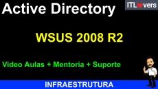 Curso Wsus no Windows Server 2008 R2