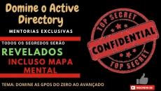 Mentoria Active Directory - Domine as GPOs do Zero ao Avançado
