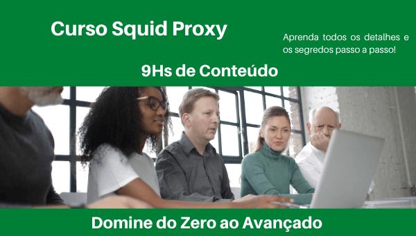 Curso Squid Proxy