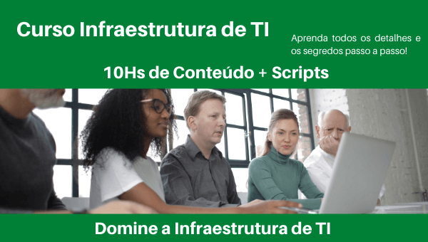 Curso Infraestrutura de TI