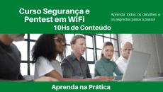 Segurança e Pentest em WiFi