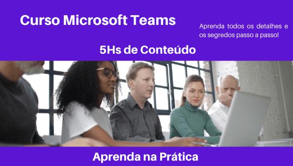 Curso Microsoft Teams